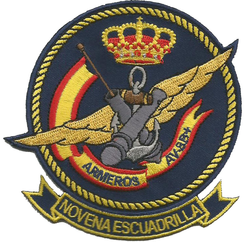 Coleccionismo De Parches Y Emblemas Militares F N