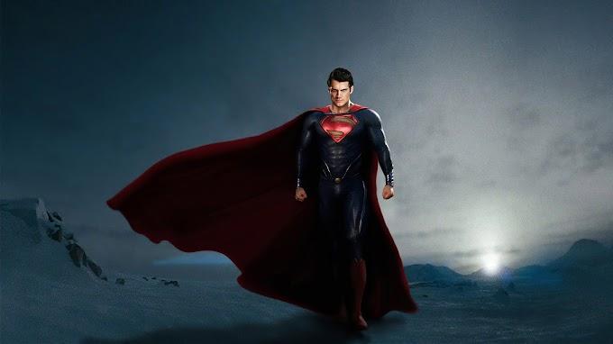Plano de Fundo Superman Henry Cavil