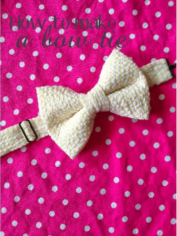 Baby Bow Ties Pattern : pattern, Coconut, Love:, Pre-Tied, Babies