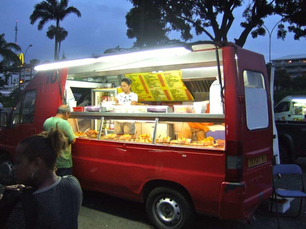 Mobile Food Vendor