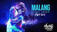 रहू में मलंग maalang maalang Title track lyrics | Disha paatni | Aditya roy