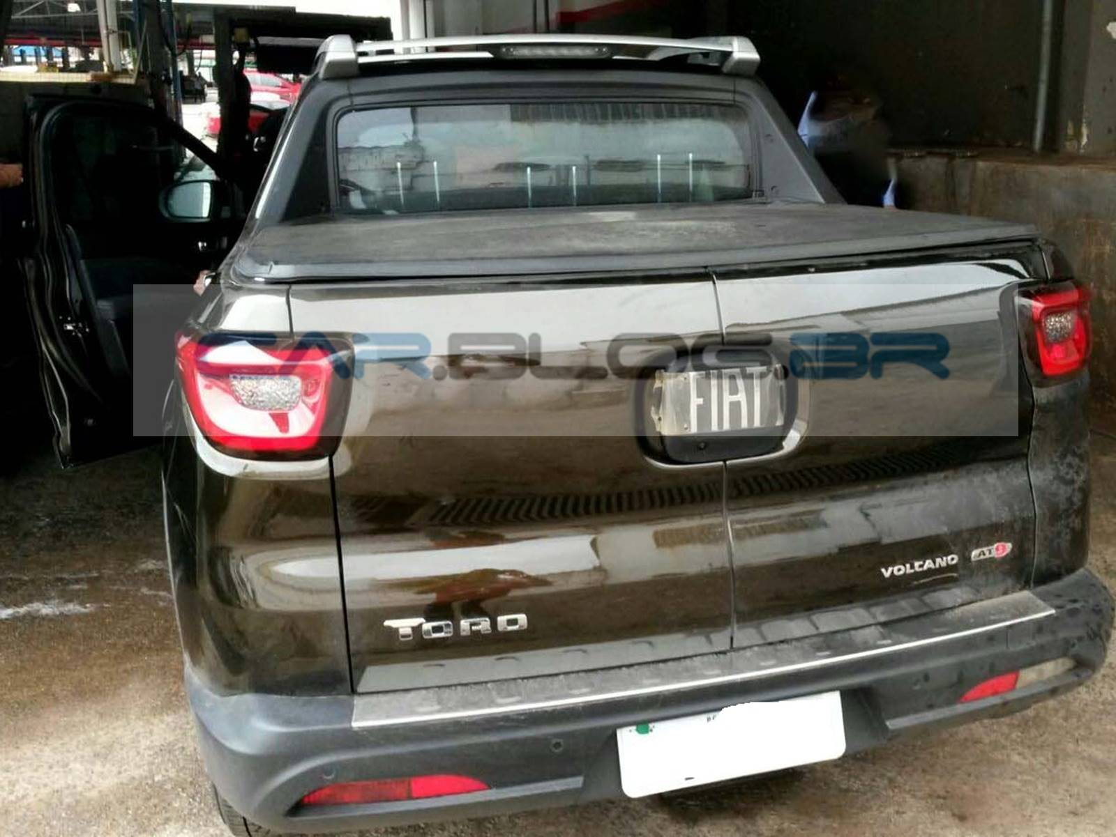 Fiat Toro Diesel 4x4 Volcano Automática