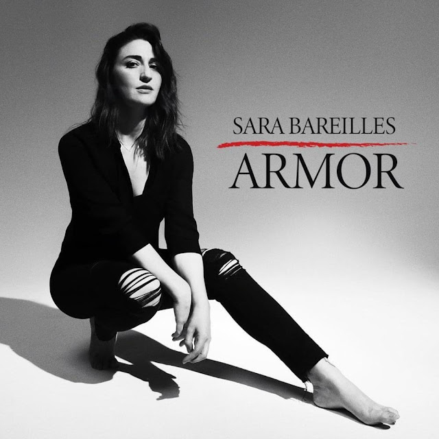 Music Television presents Sara Bareilles and the music video for her song titled Armor, from her album titled Amidst The Chaos, directed by Bryan Mir