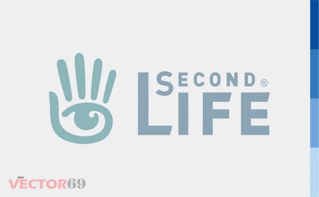 Second Life Logo - Download Vector File EPS (Encapsulated PostScript)