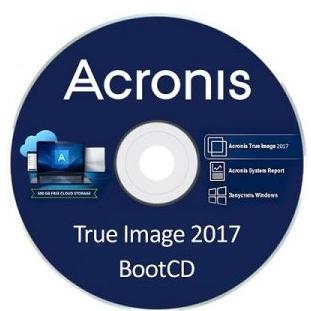 Acronis True Image 2017 New Generation 21 0 0 6206 Bootable