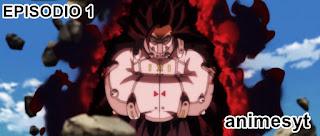 Super dragon ball heroes 1 sub español completo animeyt