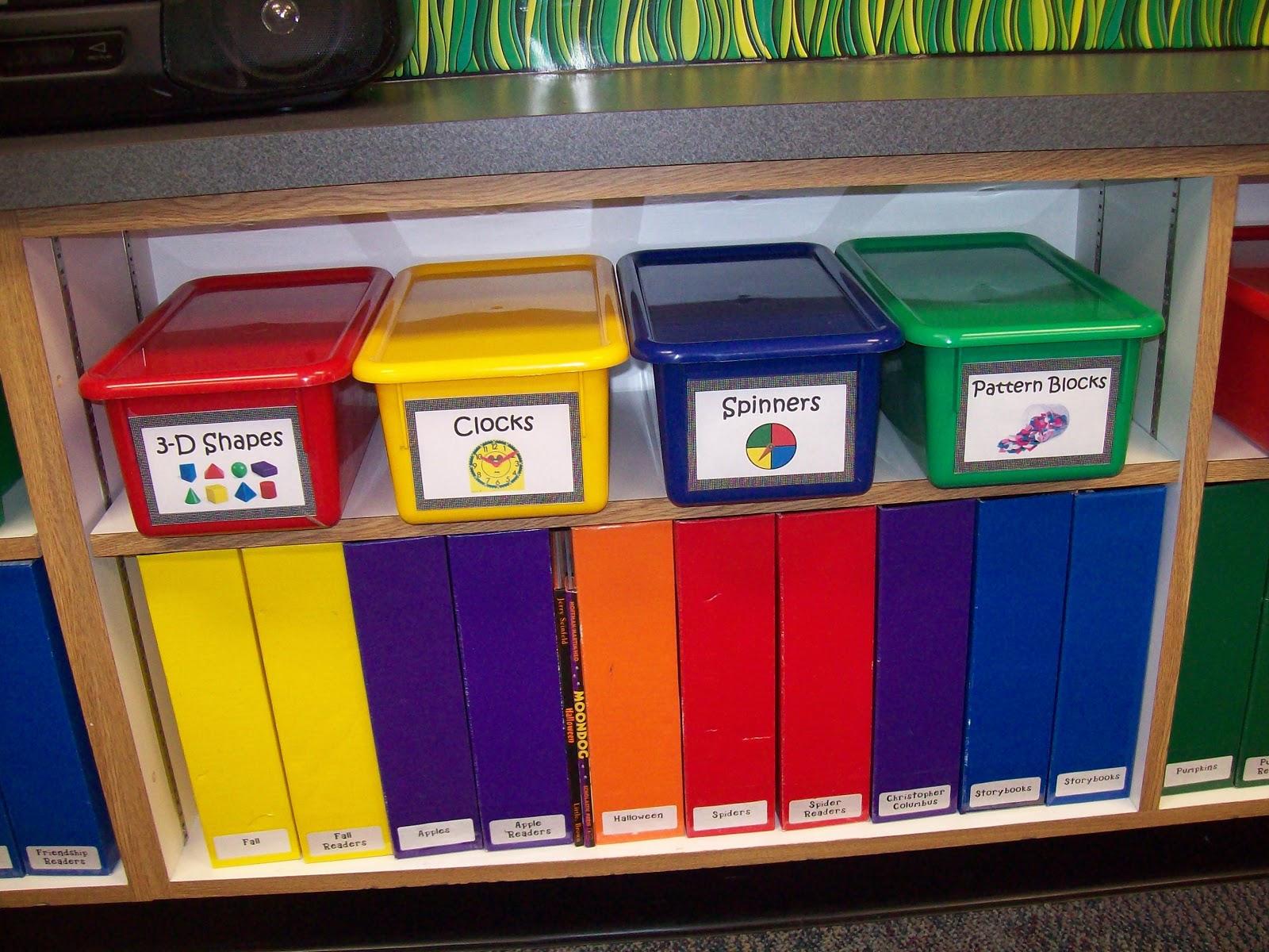 Teaching With Terhune Classroom Organization