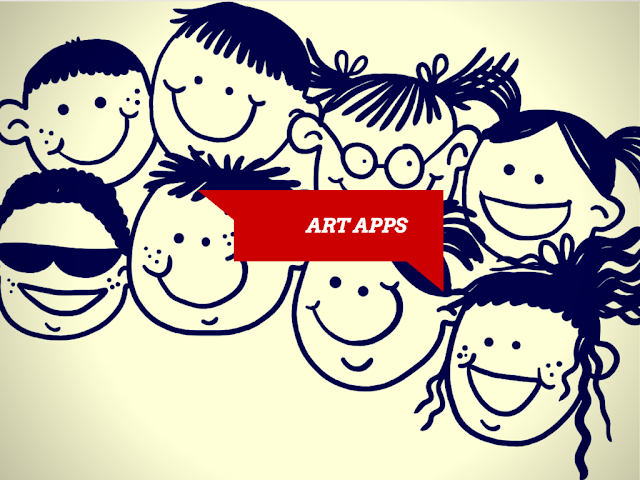 Best Art Apps For Kids to promote creativity and art encouragement