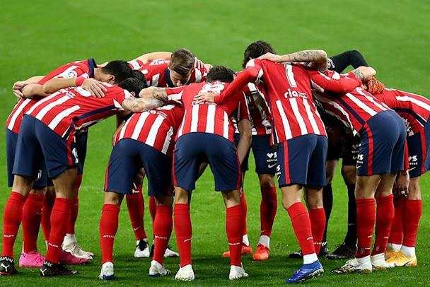 تشكيلة اتلتيكو مدريد الرسمية لمواجهة بلد الوليد اليوم السبت في الدوري الاسباني