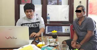 Penipuan Via Telepon Ngaku Famili Terungkap, Ternyata Dari 3 Tersangka 2 Pelaku Napi Rutan Sidikalang