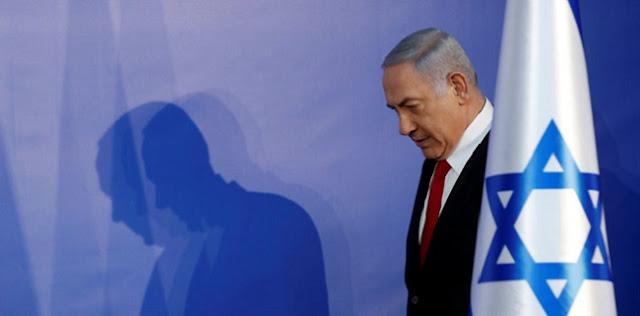 Gagal Bentuk Pemerintahan Bersatu Israel, Benjamin Netanyahu Angkat Tangan