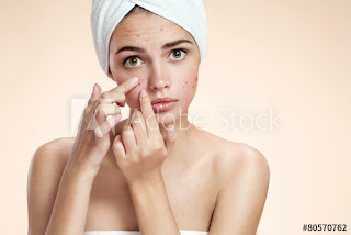 Make your face clear,Remove pimples and dark spots