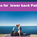 yoga Tips:- Yoga with lower back pain in 2020||