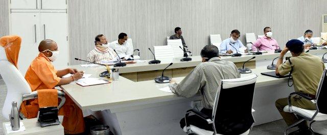 मुख्यमंत्री योगी ने टेस्टिंग क्षमता में लगातार वृद्धि करने के निर्देश दिए    संवाददाता, Journalist Anil Prabhakar.                          www.upviral24.in
