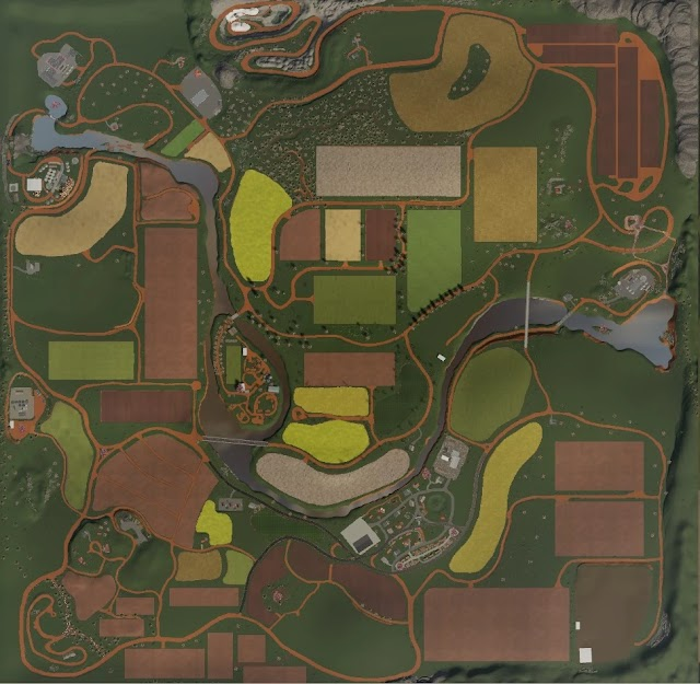 Mapa Fazenda União PC/Mac