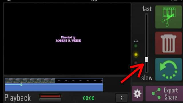Cara membuat video slowmo jadi halus