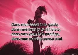 Poème Amour Poésie Et Citations 2019 Petits Mots Damour