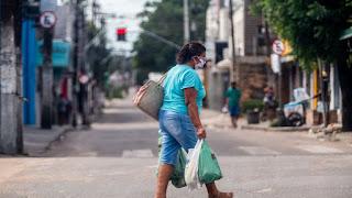 Todas as 184 cidades do Ceará têm alerta alto ou altíssimo para transmissão da Covid-19
