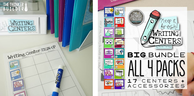 https://www.teacherspayteachers.com/Product/Writing-Centers-BIG-BUNDLE-Keep-It-Fresh-All-Four-Packs-2095030