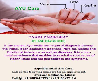 Nadi Pariksha Best Ayurvedic Doctor in Kolkata