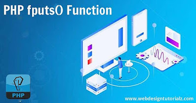 PHP fputs() Function