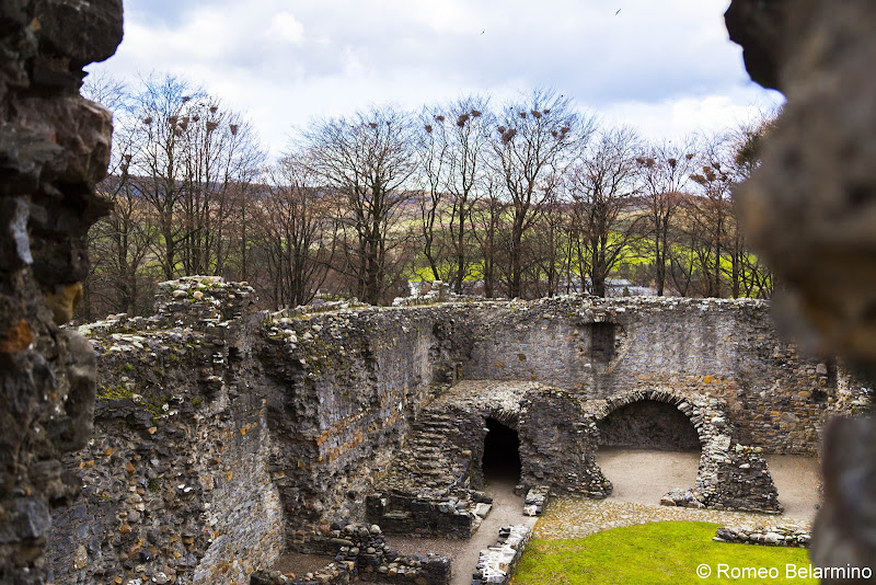 Balvenie Castle Best Castles in Scotland for a Road Trip Itinerary