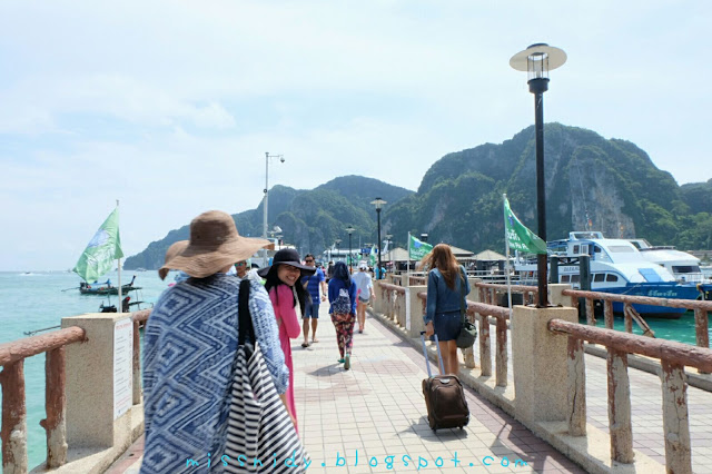 phiphi island one day itinerary