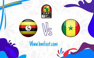 مشاهدة لعبة السنغال اوغندا مباشر