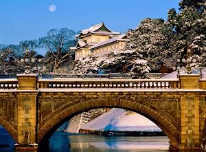 Santai Dan Selfie Di Tokyo Imperial Palace Jepang
