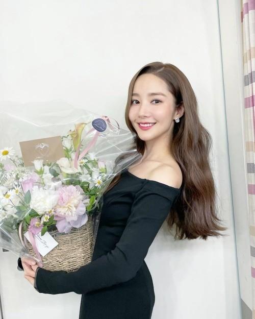 꽃보다 상큼한 매력의 그녀 '박민영' 근황 알려