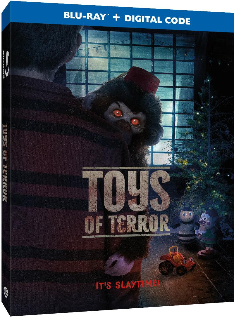 Toys of Terror bluray