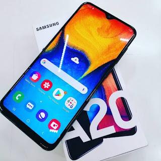 handphone samsung a20