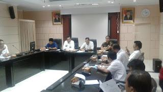Sukses Penyelenggaraan Jadi Prioritas Rakor Tim Desk Pilkada Kota Tangerang
