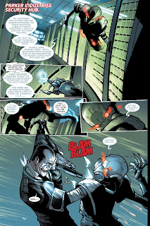 Reseña de Marvel Saga. El Asombroso Spiderman 49. El Turno de Noche de Dan Slott - Panini Comics