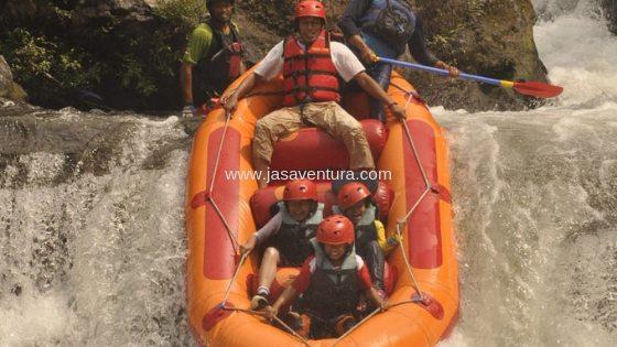 rafting pacet batu malang probolinggo