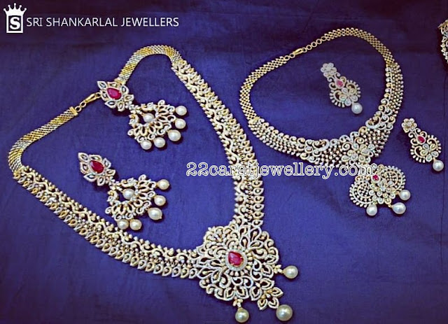 Latest Diamond Waistbelt by Shankarlal