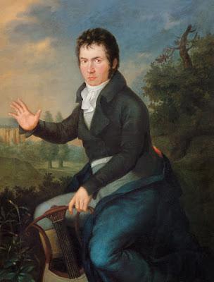 Beethoven-Portrait joseph willibrord mähler 1803