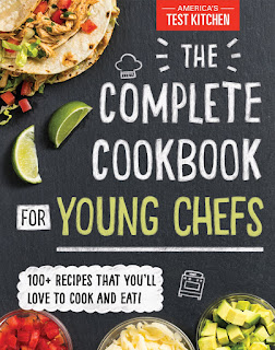 Review of The Complete Cookbook for Young Chefs by America's Test Kitchen