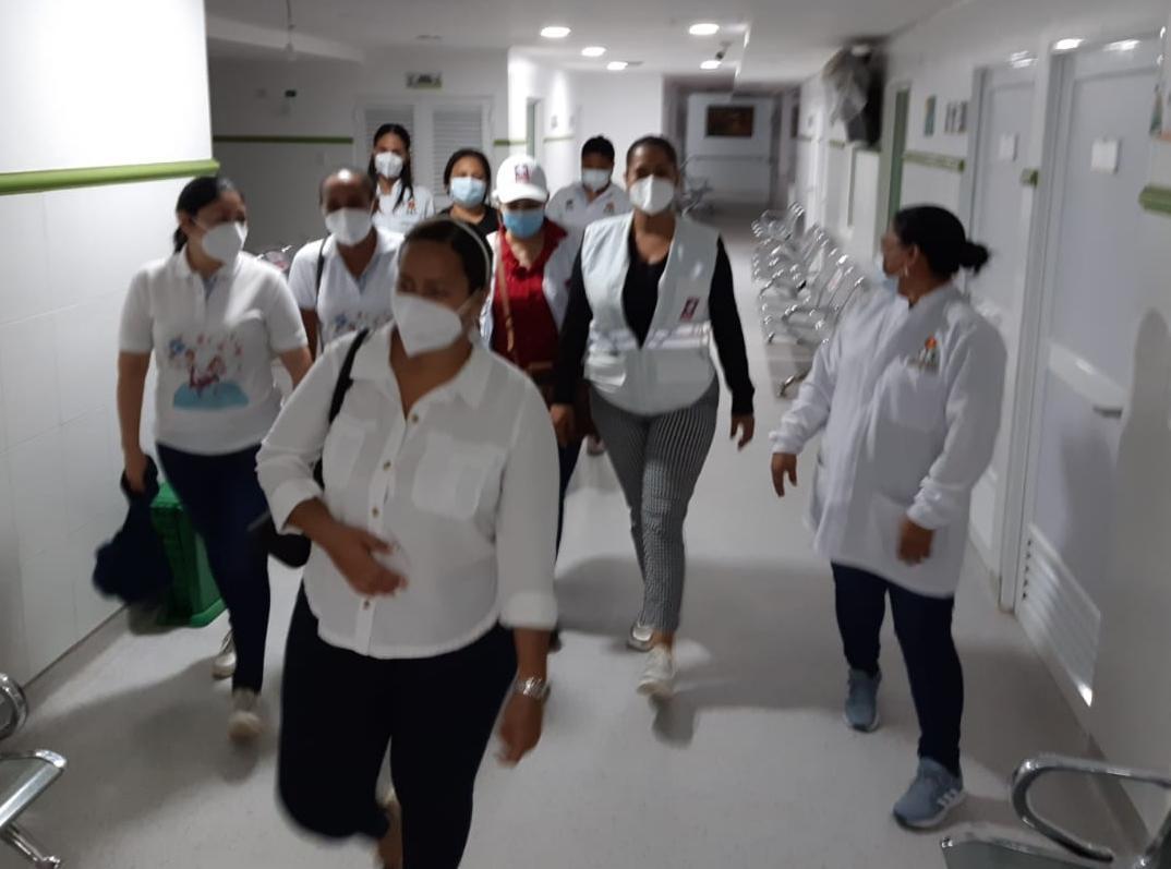 https://www.notasrosas.com/Secretaría de Salud de La Guajira, trabaja en el Plan de Vacunación Covid-19