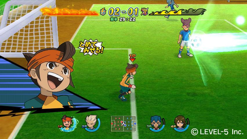 3aed30bf1 تحميل لعبة أبطال الكرة inazuma eleven للأندرويد - برابط مباشر ...