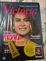 Logo Victoria50: rivista gratis+ campione omaggio e stampa i buoni sconto