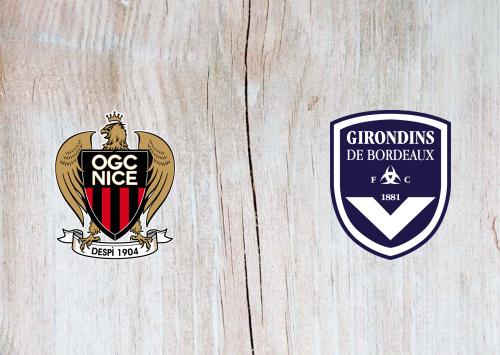 Nice vs Bordeaux -Highlights 8 November 2019