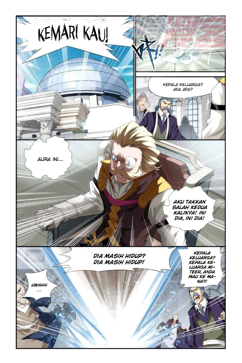 Battle Through Heaven Chapter 62-8