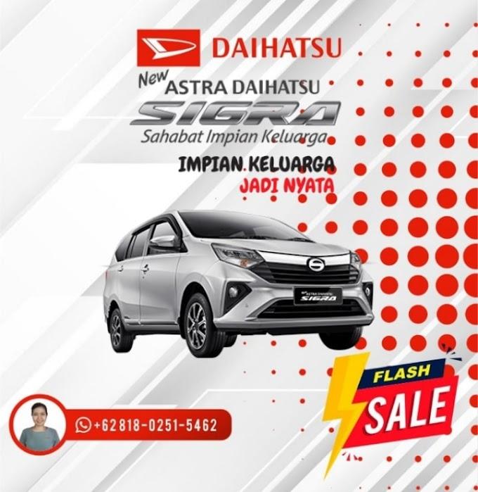 Daihatsu Sigra Bali