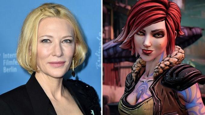 Cate Blanchett será una de las protagonistas de la versión cinematográfica de Borderlands