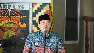 Wabup Lampung Timur Membuka Acara Musrenbang Tingkat Kecamatan