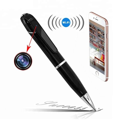 Pen Camera - Useful Tool for Everyday Life