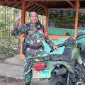 Bersama Perhutani, Koramil 04 Bringin Gelar Patroli, Kapten Agung: 'Kegiatan Ini Dilakukan Untuk Mengantisipasi Adanya Pencurian Kayu di Hutan'
