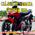 Bảng giá sơn xe máy Yamaha Exciter 2010