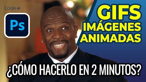 Cómo hacer GIF (imágenes animadas) desde cualquier video en Photoshop 2021